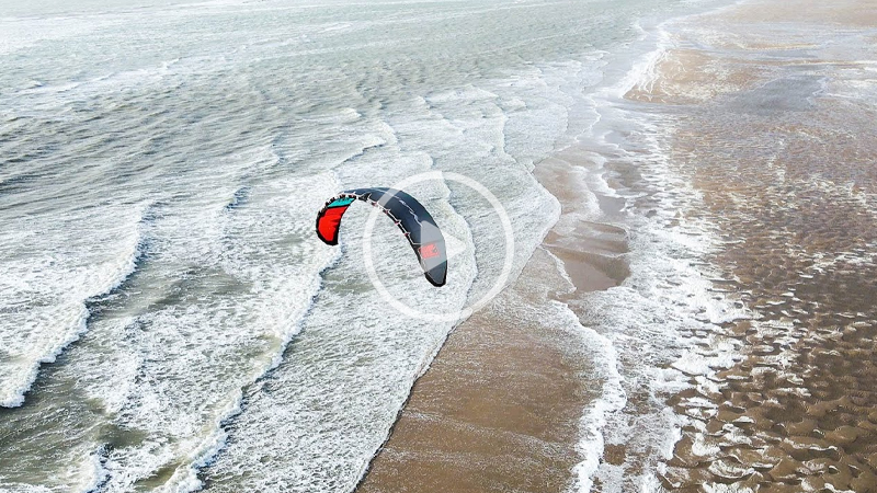 naish - A Kiteboarding Adventure with Nico Gambier
