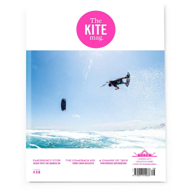 38 cover mockup 800px - THEKITEMAG ISSUE #38