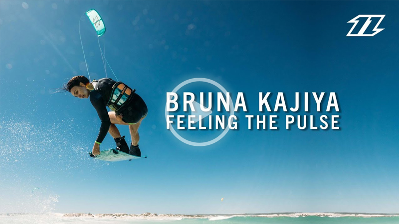 bruna - Bruna Kajiya feeling the Pulse in New Zealand