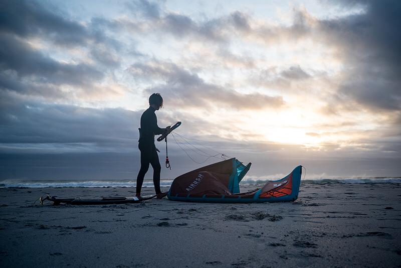 kyle cabano 2271 - Airush Kiteboarding: 100% Freesurf