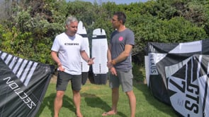 thekitemag catches up with core - TheKiteMag catches up with CORE Kiteboarding
