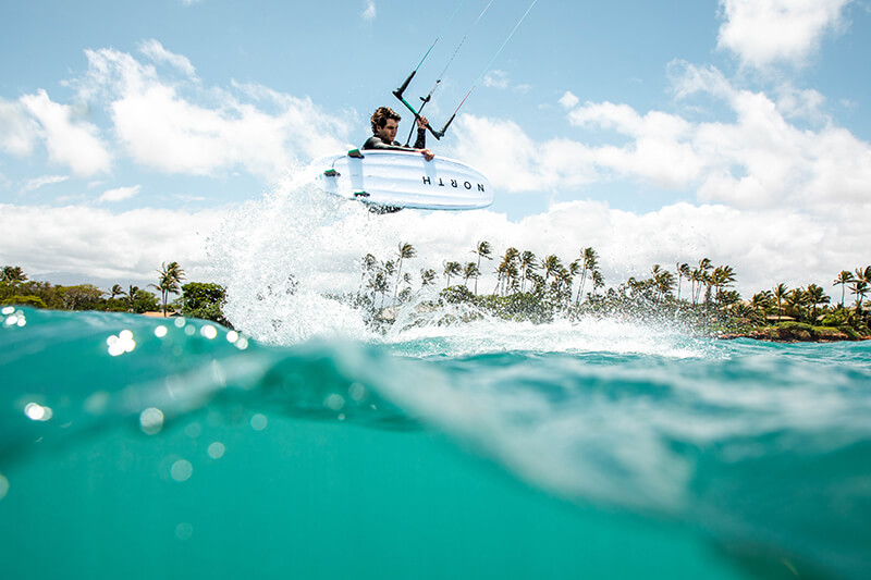 FBEE9462 - It Calls: North Kiteboarding launch their 2021 Collection
