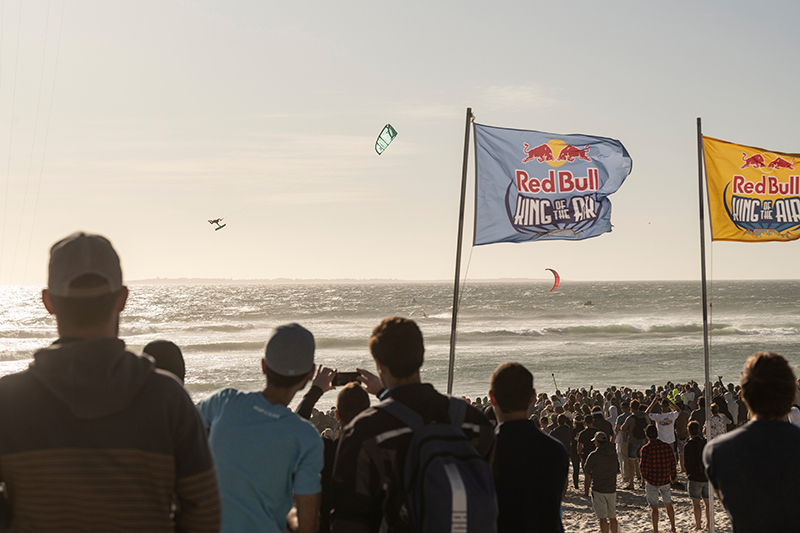 Jesse Richman 1 - BIG SHAKE UPS FOR RED BULL KING OF THE AIR 2021