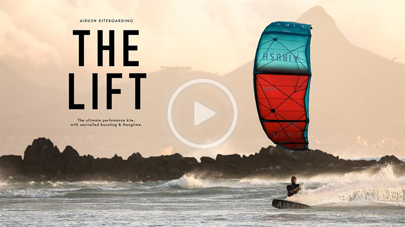 airush lift - Airush Lift - Tech Video
