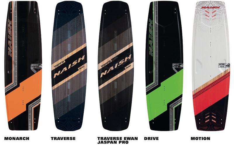 naish boards 1 - SAY ALOHA TO THE NEW S25 TWIN TIPS & APEX BINDINGS