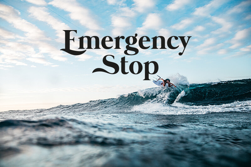 EmergencyStop main - Emergency Stop