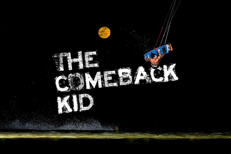 TheComebackKid main - The Comeback Kid