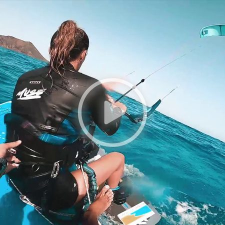 julia castro 450x450 - Kitesurf/SUP crossing from Corralejo to Isla de Lobos