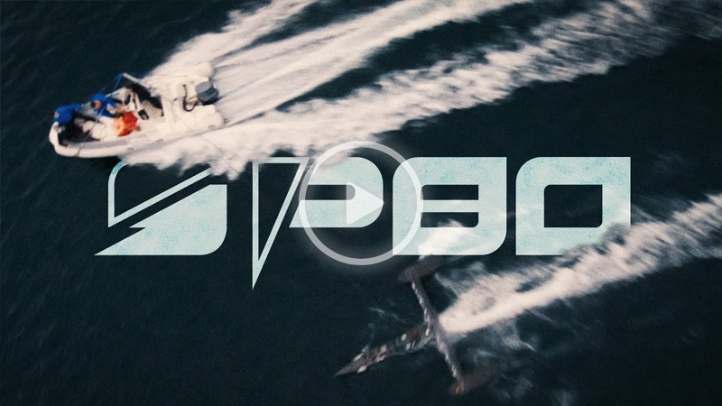SP80 - SP80 | Sailing towards the World Sailing Speed Record