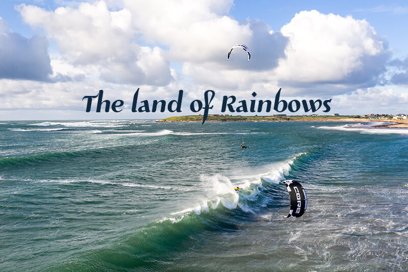 Core Feature Main - The land of Rainbows