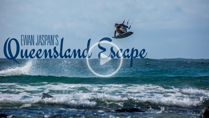 Ewan Jaspan - Interstate, Overseas: Ewan Jaspan's Queensland Escape