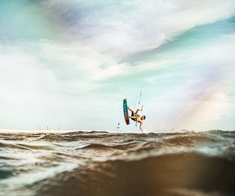 Gabe Payne by Jenna de Vries - Kite schooled