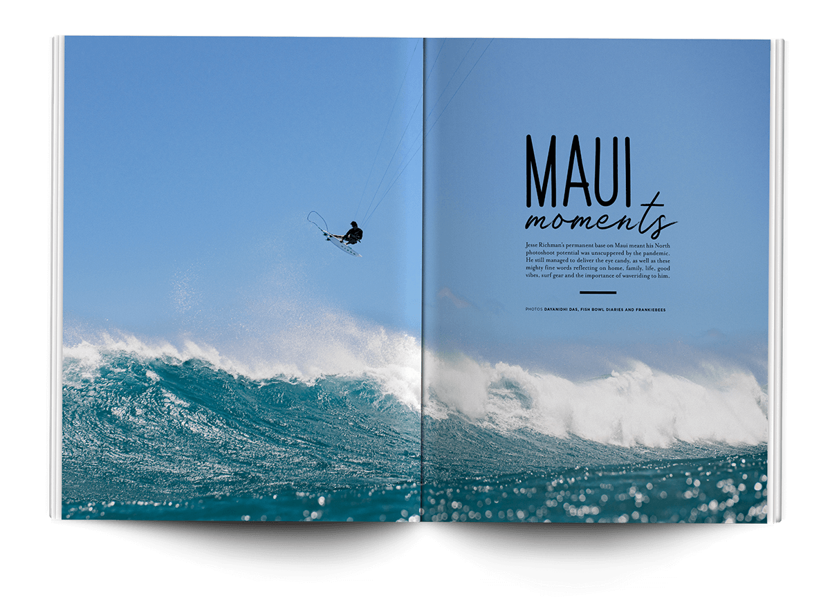 MauiMoments - THEKITEMAG ISSUE #40