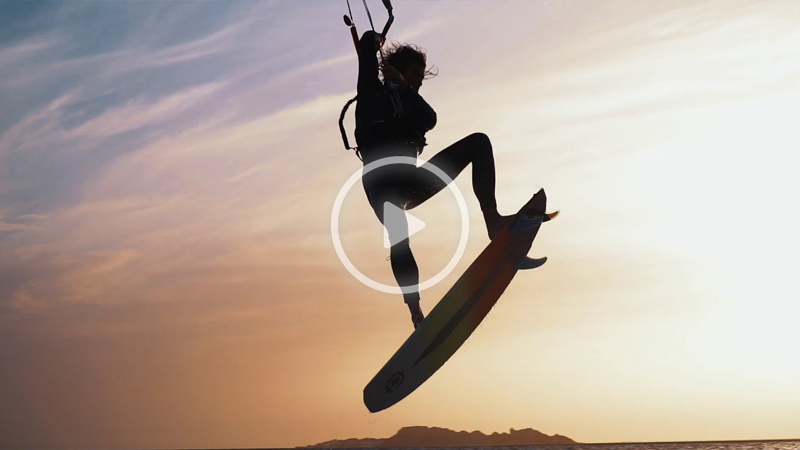 Pablo Amores Morocco - Kitesurfing in Dakhla during COVID19 times