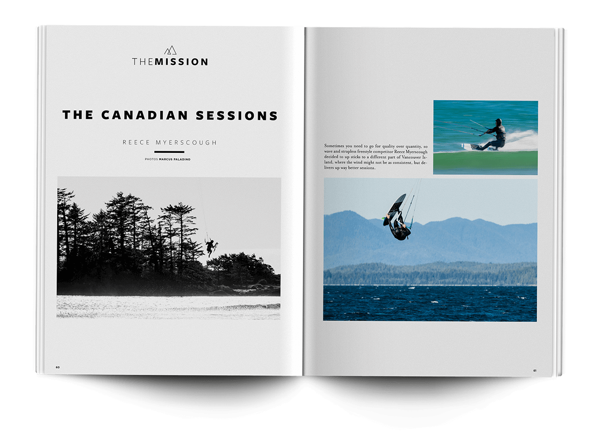 THE CANADIAN SESSIONS - THEKITEMAG ISSUE #40