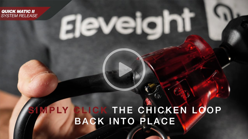 Eleveight - Eleveight 2021 CS VARY BAR with New Quick Release – Quick-Matic II