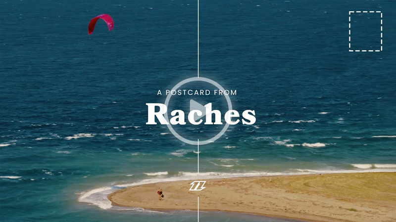 Raches - Postcard from Raches with Annabel van Westerop