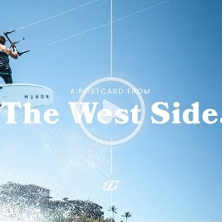 The West Side 450x450 - Postcards from Hawaii with Jesse Richman