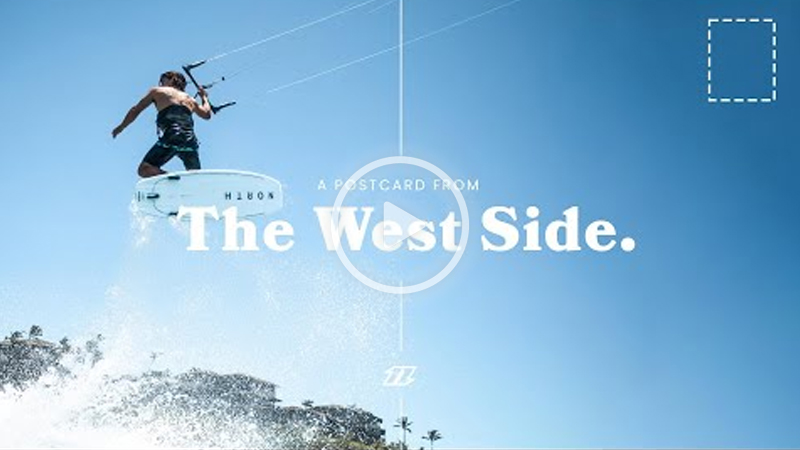 The West Side - Postcards from Hawaii with Jesse Richman