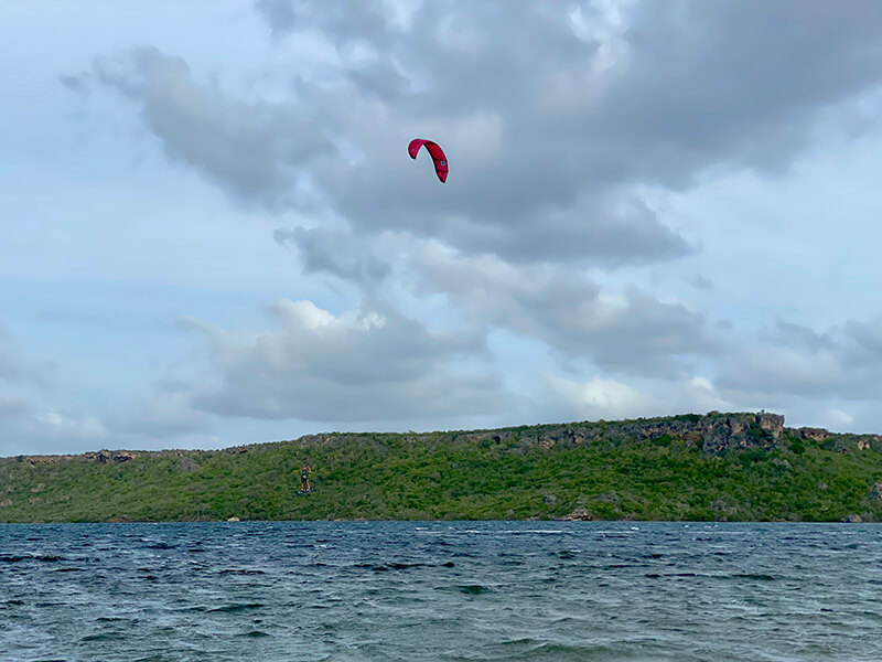 Totally alone at an awesome spot Willewood - Yndeleau EP 05: Curacao