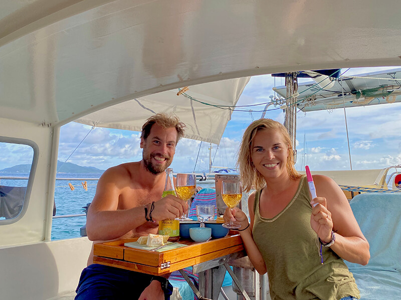 We are expecting a third crewmember - Yndeleau EP 05: Curacao