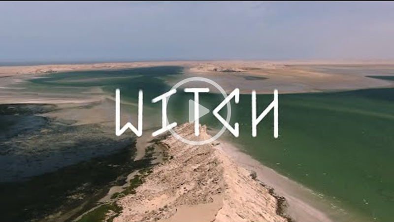 witch - Witch (A Dakhla Mission) by Pablo Amores