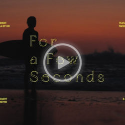 A few seconds 251x251 - For A Few Seconds - Clément Roseyro
