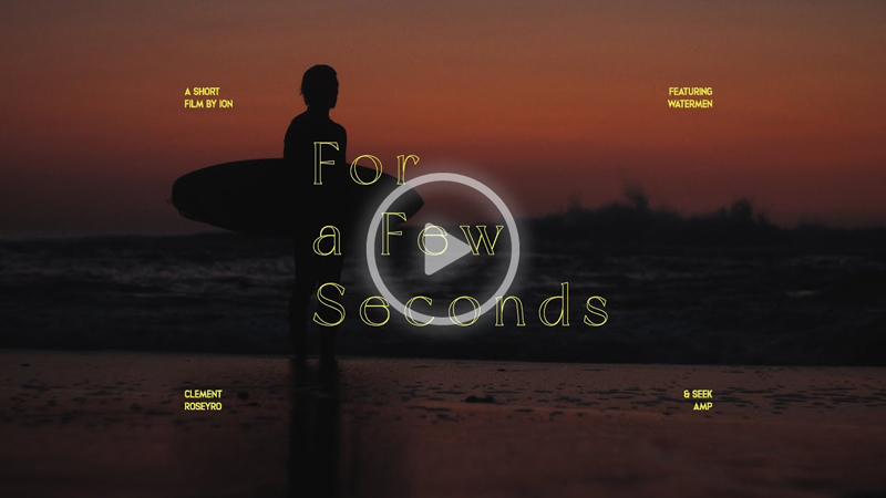 A few seconds - For A Few Seconds - Clément Roseyro