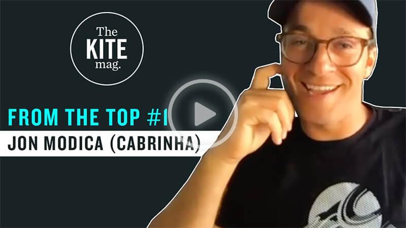 modica - From The Top #1: Jon Modica (Cabrinha)