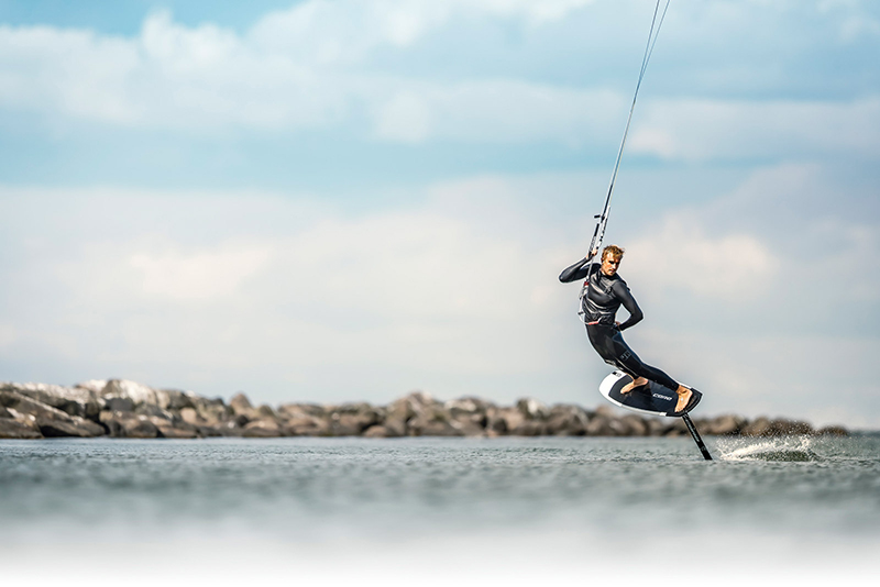 CORE Kiteboarding SLC Foil RGB 72dpi Thomas Burblies 1600 - CORE releases all-new Foil and Foilboard
