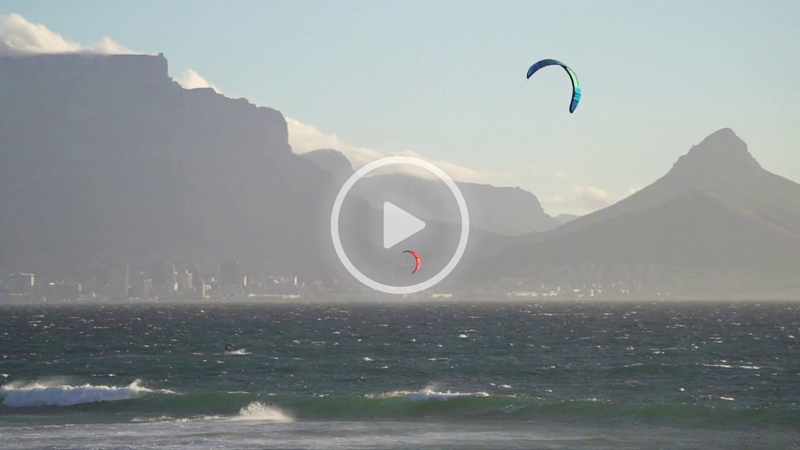 Nico - Cape Town Action Report with Nico Gambier