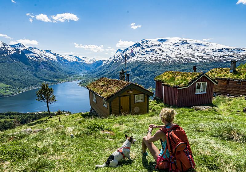 Photo by Tine Skjoldmo 2 - The Scenic Route