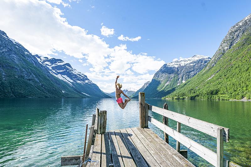 Photo by Tine Skjoldmo - The Scenic Route