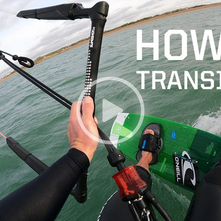 how to transition 450x450 - How to turn around / transition kitesurfing