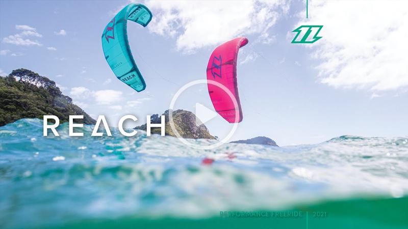 reach - North Reach 2021 - Performance Freeride Kite