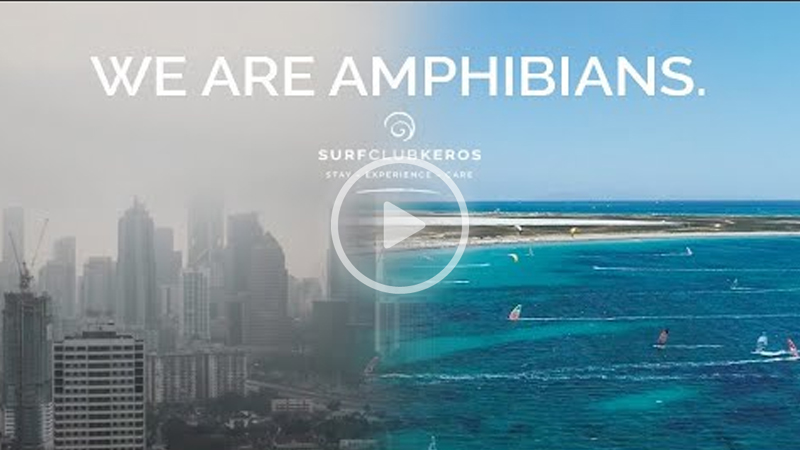 surf club keros - We Are Amphibians | Surf Club Keros