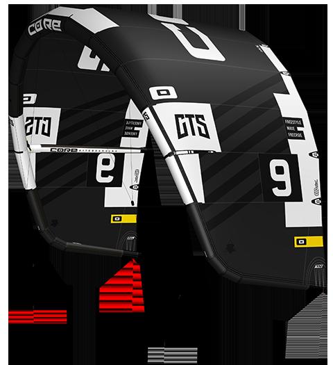 CORE Kiteboarding GTS6 cutout black 480 - CORE GTS6