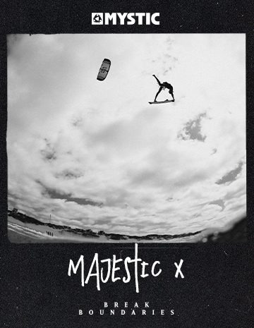 MajesticX Banner 360x465 1 - F-ONE Kitefoil released