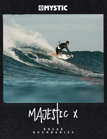 MajesticX Banner 360x465 2 - Cabrinha Drifter & Switchblade limited edition Icon Series