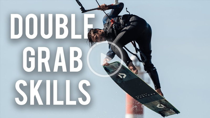 double grab - Double Grab Straight Air - Seatbelt/Tail - Tricks of the Trade