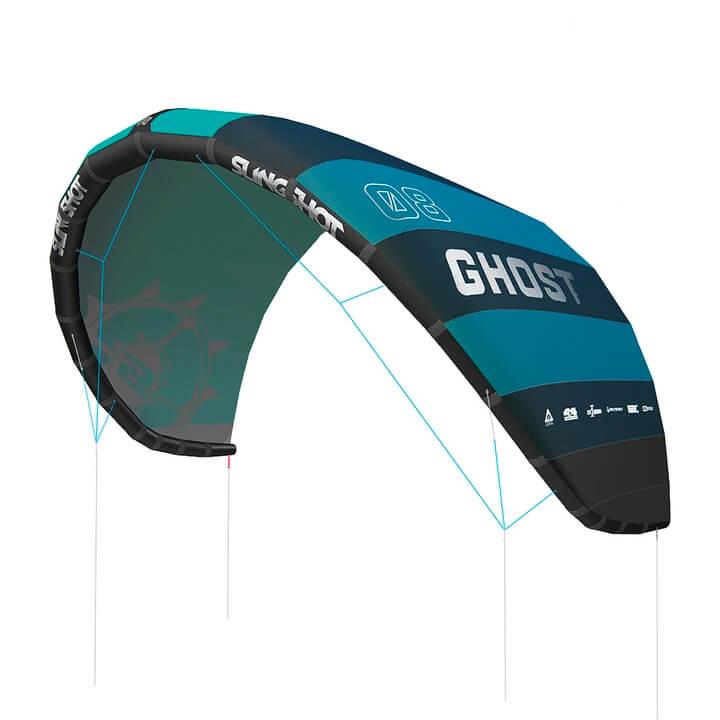 ghost - SLINGSHOT GHOST