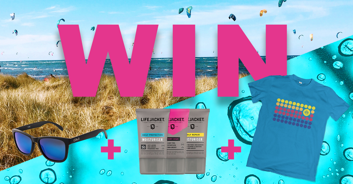 sunniessuncreamcomp - Win one of 5 pairs of CAB9 C9X sunnies, Lifejacket suncreams & TKM tees