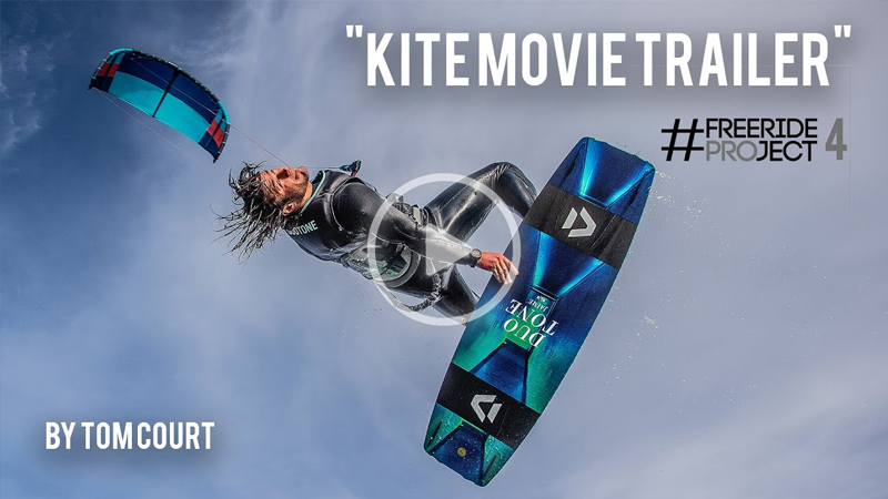 """tom court movie - Free Ride Project 4 - TRAILER - """"The Kiteboarding Industry"""""""
