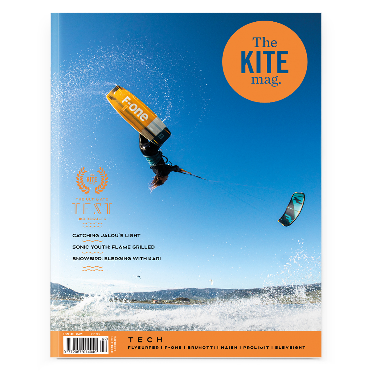 42 cover mockup 1200px 1 - THEKITEMAG ISSUE #42