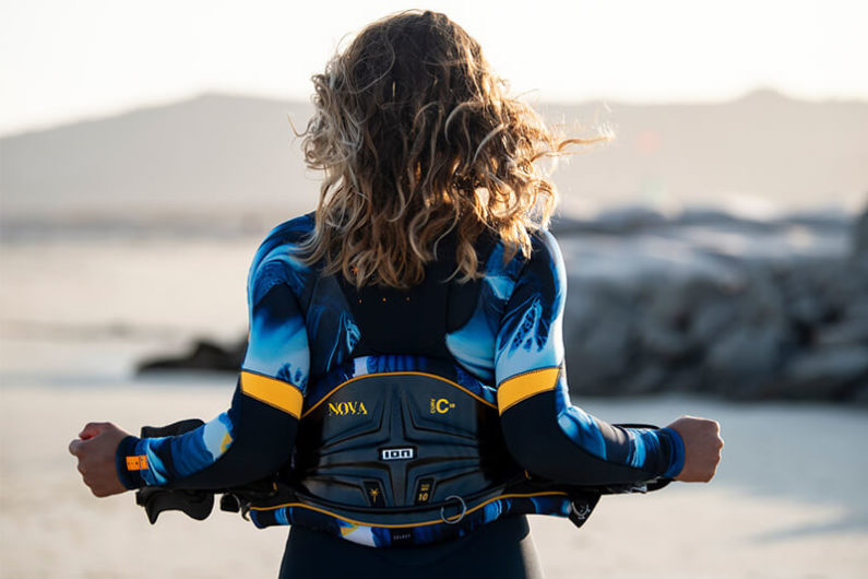 ION harness 795x530 - ION's Ambient Sea Capsule Collection