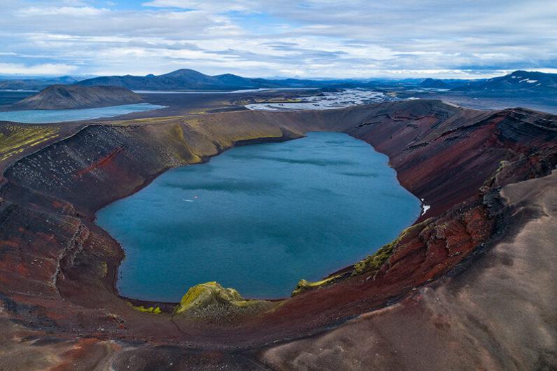 Roderick volcano 795x530 - Kiting in an Icelandic volcano...