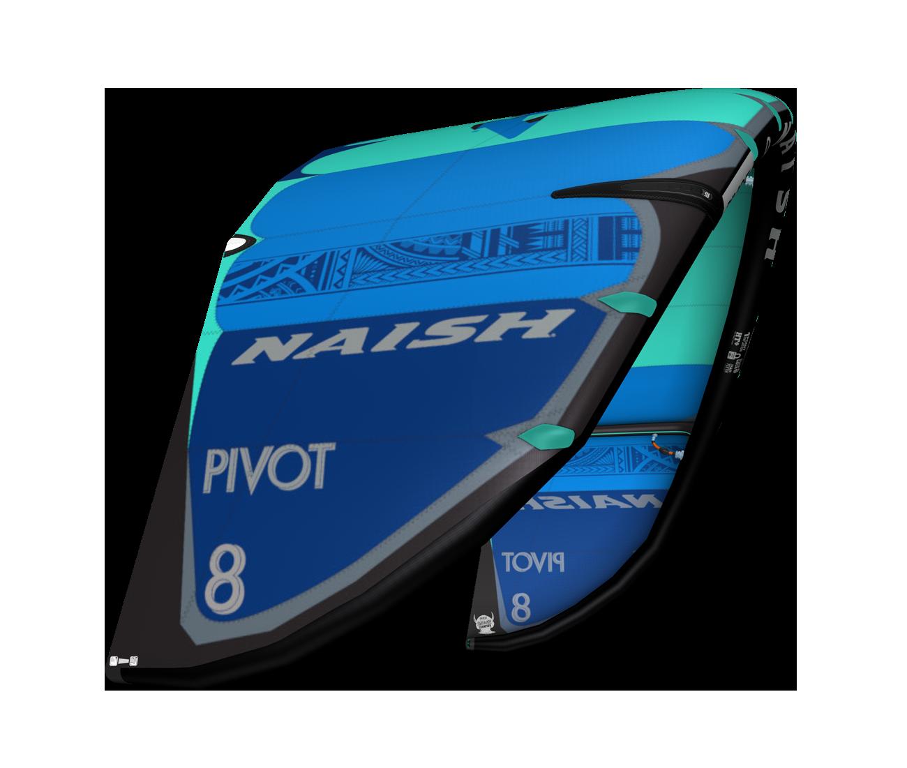 S25KB Web Kites PivotTeal Right 1 - NAISH PIVOT S25