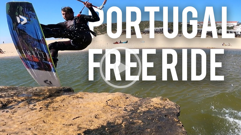Tom Court PT - Court In The Act FREE RIDE Adventure in PORTUGAL
