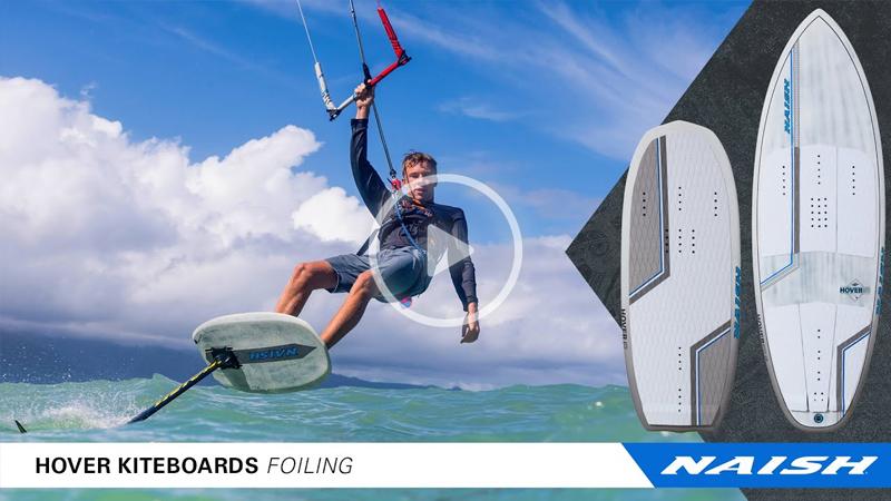 naish - Meet the New Naish Kite Foilboards