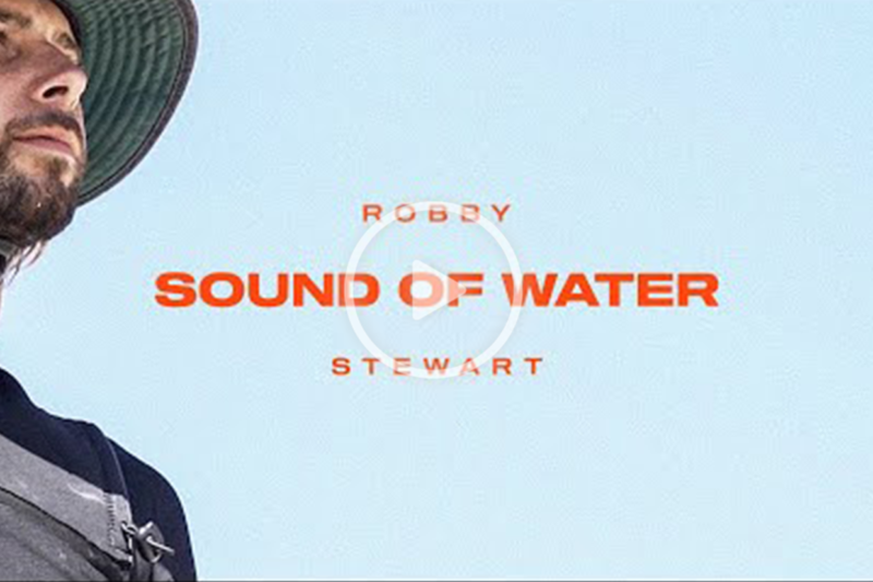 """robby 800x533 - Robby Stewart in """"Sound of Water"""""""